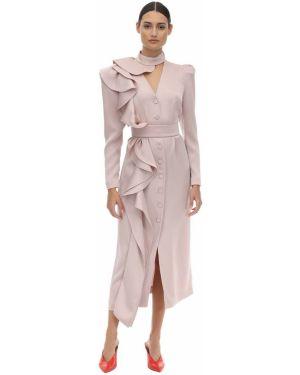 Платье мини макси с завышенной талией Ulyana Sergeenko