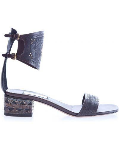 Босоножки на каблуке Valentino
