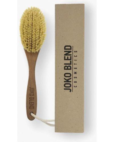 Зубная щетка бежевый Joko Blend