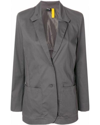 Пиджак серый хлопковый Puma