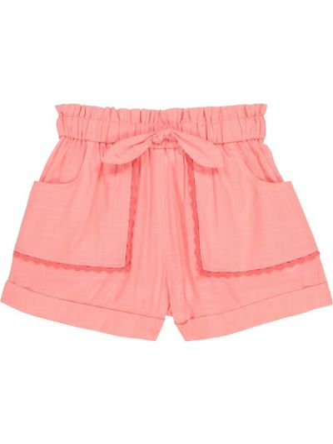 Пляжные шорты - розовые Zimmermann Kids