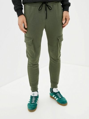 Зимние брюки хаки Terance Kole