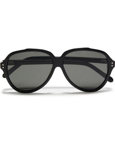 Etui na okulary - czarne Acne Studios