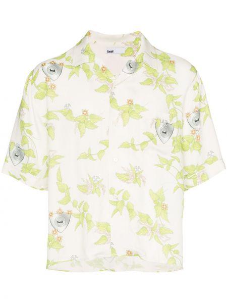 Рубашка с короткими рукавами на пуговицах Gmbh