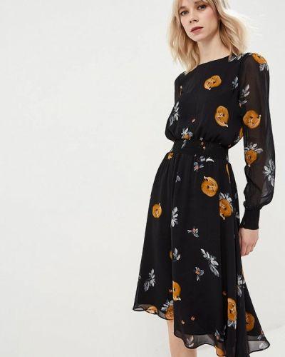Платье - черное Akhmadullina Dreams