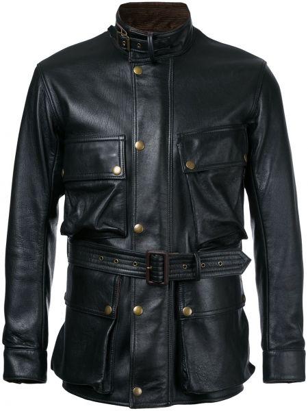 Нейлоновая черная куртка винтажная Addict Clothes Japan