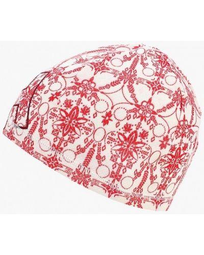 Красная шапка осенняя Helly Hansen