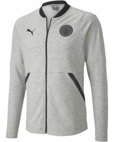 Серая турецкая куртка Puma