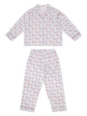 Хлопковая пижама Bonpoint
