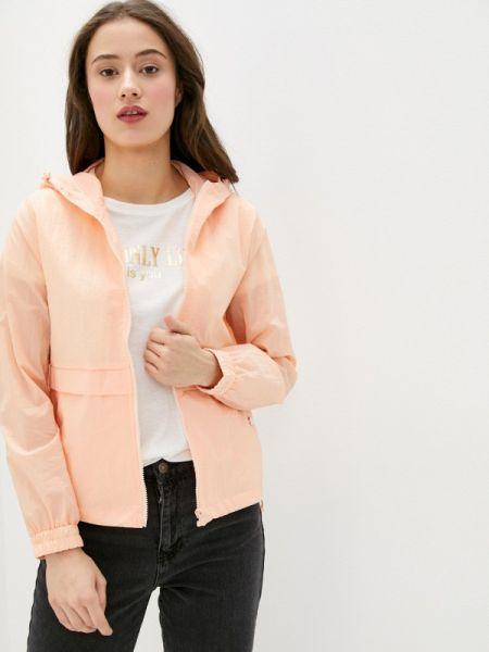 Куртка весенняя коралловый Defacto