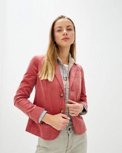 Красный пиджак Polo Ralph Lauren