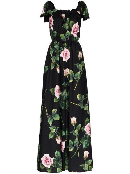 Ciepły sukienka letnia na wesele Dolce And Gabbana