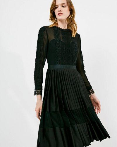 Черное платье весеннее Ted Baker London