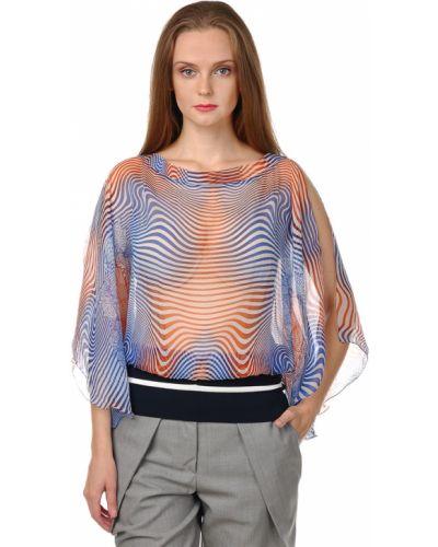 Блузка шелковая весенний Jean Paul Gaultier