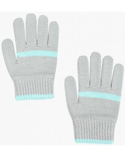 Перчатки серый Maxval
