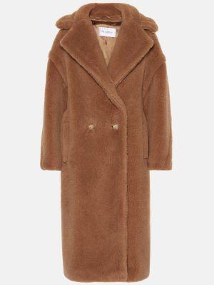 Пальто плюшевое флисовое Max Mara