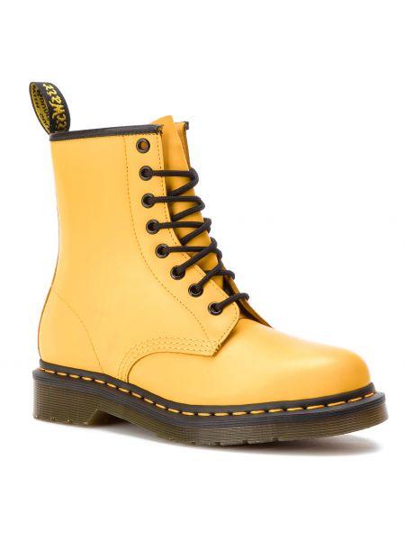 Glany - żółte Dr. Martens