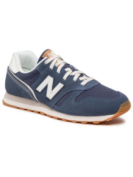 Niebieskie sneakersy New Balance