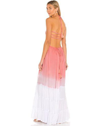 Платье на бретелях - белое Tiare Hawaii