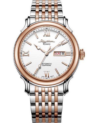Часы водонепроницаемые механические Rhythm