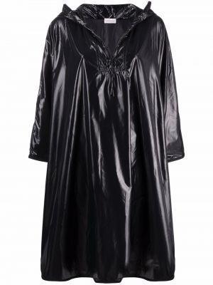 Płaszcz przeciwdeszczowy - czarny Moncler