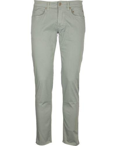 Szare spodnie Siviglia