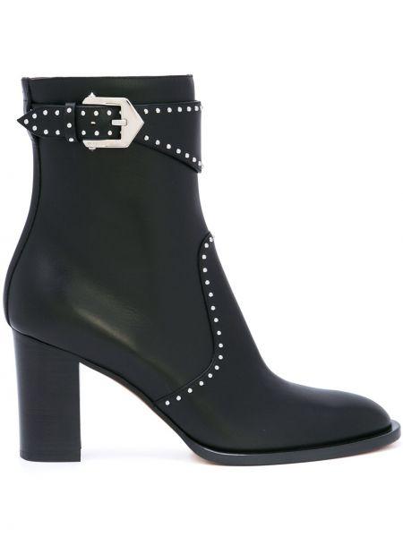 Buty czarne Givenchy