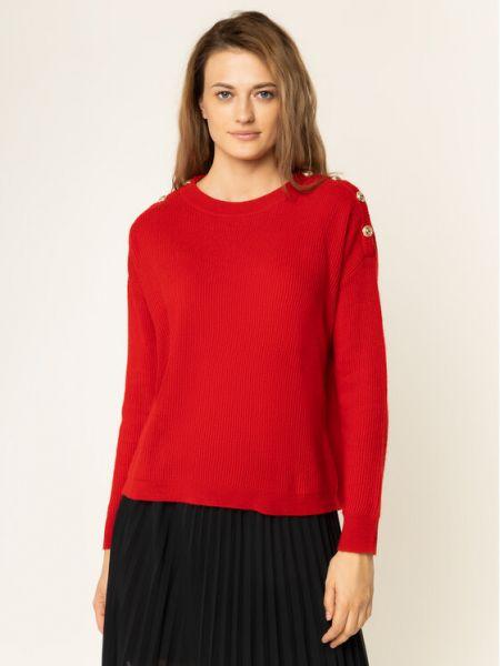 Sweter - czerwony The Kooples