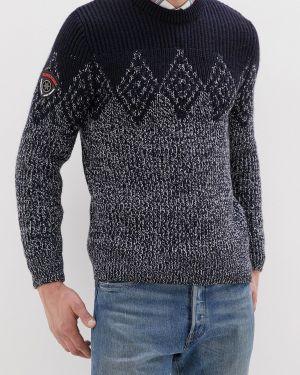 Синий свитер Superdry