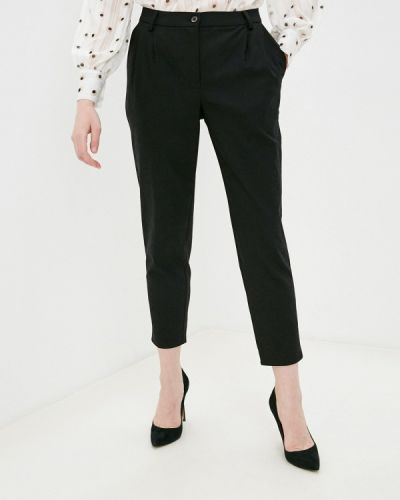 Повседневные черные брюки Gregory