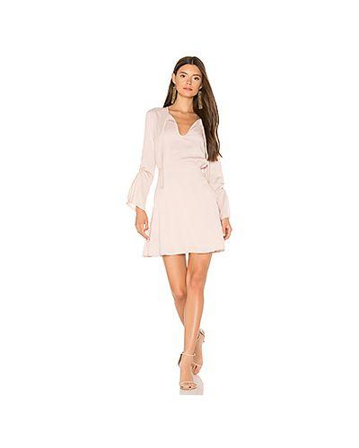 Розовое платье The Fifth Label