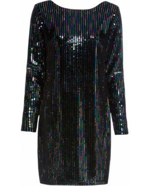 Платье мини футляр с открытой спиной Bonprix
