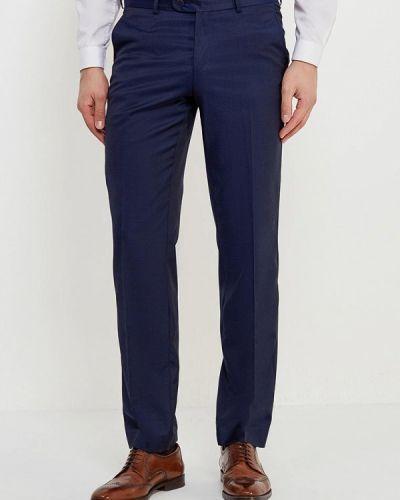Синие прямые брюки Bazioni