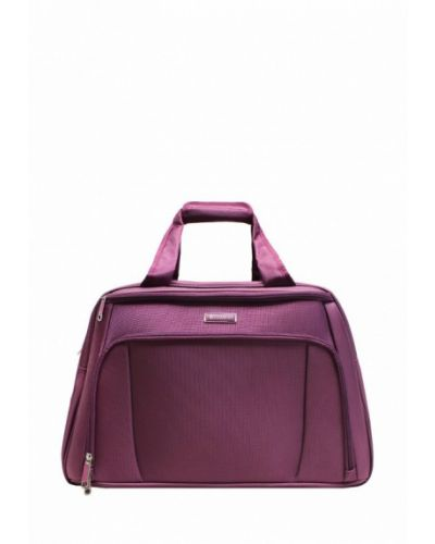 Розовая дорожная сумка Edmins