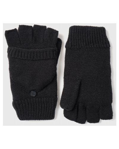 Базовые черные перчатки Ostin