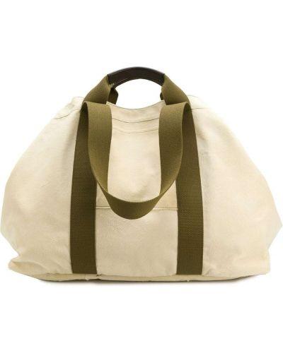 Шерстяная дорожная сумка на молнии с карманами Holland & Holland