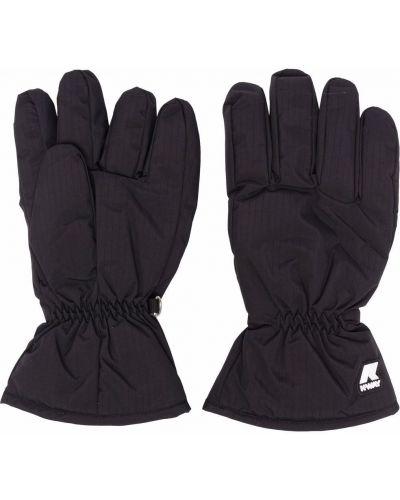 Białe rękawiczki Kway
