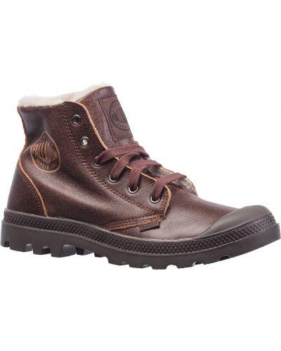 Кожаные ботинки Palladium