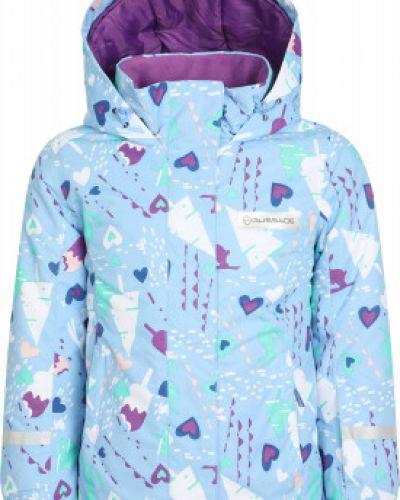 Куртка мембранная - голубая Glissade