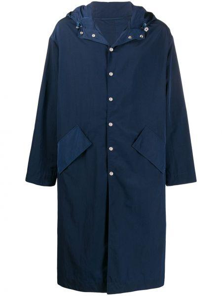 Płaszcz przeciwdeszczowy z kieszeniami długo Kenzo