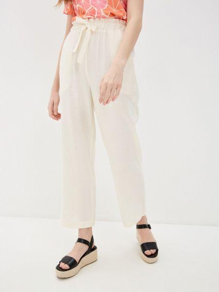 Брюки белые весенний Fashion.love.story