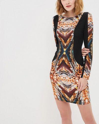 Платье-футляр Custo Barcelona