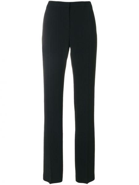 Черные деловые брюки Mantu