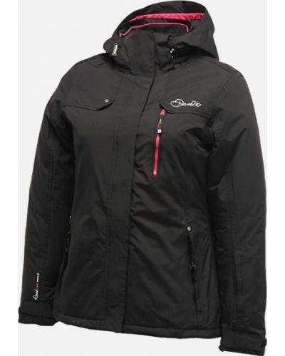Куртка горнолыжная с капюшоном - черная Dare 2b