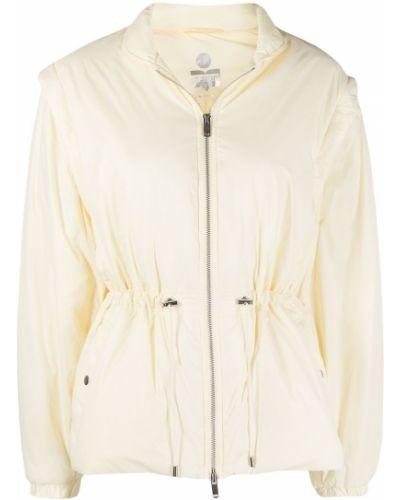 Желтая куртка на молнии с воротником Isabel Marant étoile