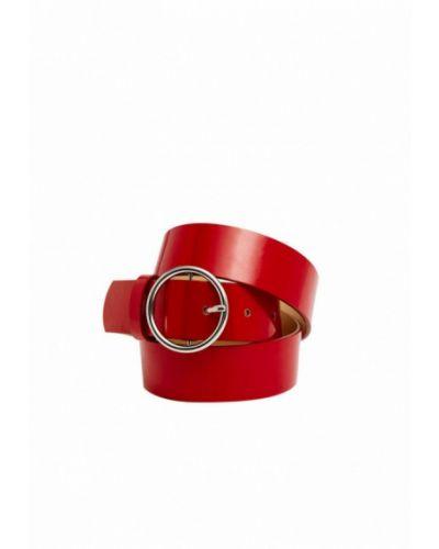 Красный ремень Stradivarius