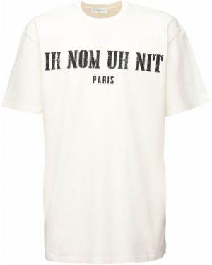 Koszula wojskowy z nadrukiem Ih Nom Uh Nit