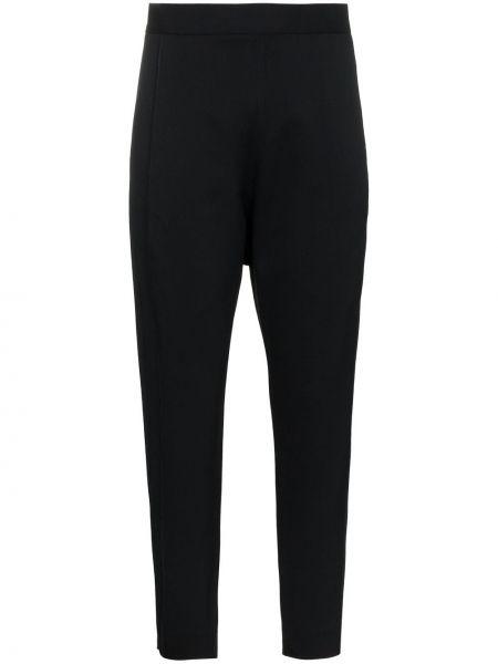 Черные брюки Poiret