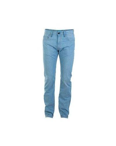 Повседневные синие джинсы Cortigiani