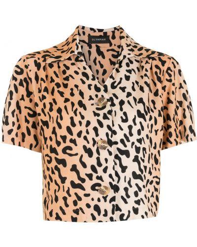 Рубашка с коротким рукавом Olympiah